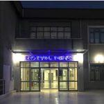 Fatih Sultan Mehmet Öğrenci Yurdu sosyal tesis giriş